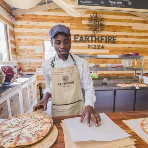 EarthFire Pizza Route44 Market